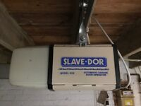 Slave Dor Electric Garage Door Opener with Fittings