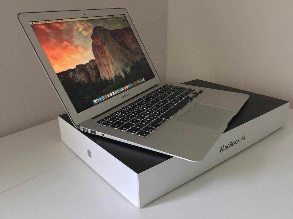 apple macbook air 13 39 with warranty ms office 2016 iwork. Black Bedroom Furniture Sets. Home Design Ideas