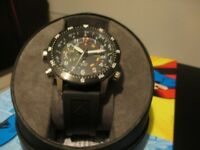 Citizen eco-drive PRO MASTER ALTICHRON watch