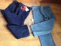2x Jeans age 4-5 years brand new with tag £4 for the pair