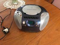 Phillips CD Radio Cassette Recorder