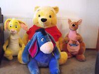 Original Disney Winnie the Pooh collection