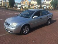 2004 Vauxhall Vectra 2.0 DTi 16v LS 5dr Silver Diesel Manual Gearbox Long Mot Drives Great