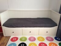 IKEA hemnes day bed (single to King size) £65