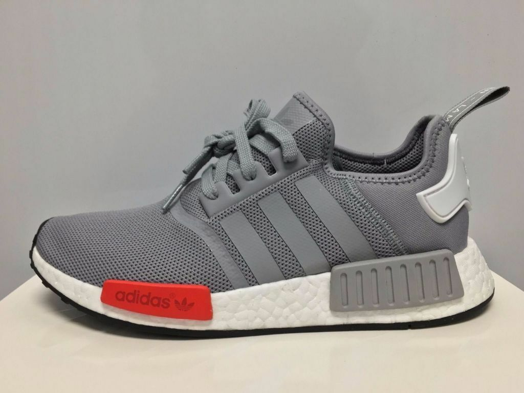 Adidas Nmd R1 Light Grey