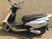Honda lead 110 / 2011 /1yrs mot / ready to go