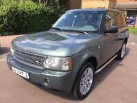 LHD LEFT HAND DRIVE RANGE ROVER VOGUE 3.0TD6 AUTOBIOGRAPHY 2005 FULLY LOADED IMMACULATE CONDITION