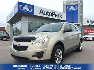 2011 Chevrolet Equinox LS/CRUISE/KEYLESS/ALLOYS