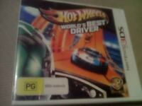 Nintendo 3DS Game Hot Wheels.
