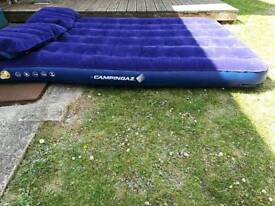 Double Airbed and Two way pump