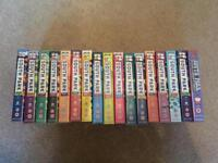 South Park season 1 and 2 on VHS, plus the movie, FREE, pick up only