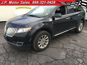 2011 Lincoln MKX Automatic, Panoramic Sunroof, Back Up Camera, A