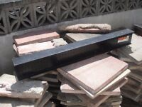 Pair of Catnic CN5XA1200 Interior 100mm Box Lintels - Brand new but been stored outside
