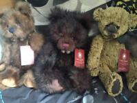 Charlie bears limited number edition