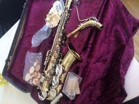 La Fleur Boosey & Hawkes Alto Saxophone