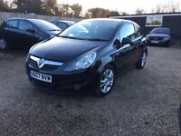VAUXHALL CORSA 1.2 i 16v SXi HATCHBACK 2007* IDEAL FIRST CAR * CHEAP INSURANCE * EXCELLENT CONDITION