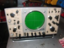 solartron cd1400 oscilloscpe