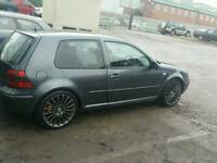 Golf mk4 2.3 v5 breaking for spares (engine gearbox swap vr6 g60 gti)