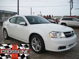 2013 Dodge Avenger SXT Plus | Heated Seats | Low Payments |