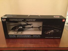 Helicopter/stinger pro Age 14+