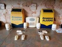 RESPONSE Wireless home Alarm kit