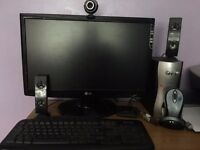 Pc for sale full set up