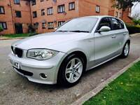 BMW 1 Series 118d SPORT * 1 OWNER *GENINUE LOW MILEAGE* FULL DEALER HISTORY (SWAP P.X WELCOME)