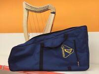 19 String harp