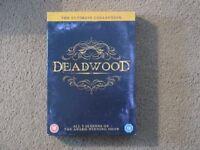 Deadwood boxed set seasons 1-3
