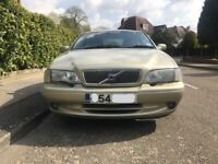 One owner from new, Volvo C70 coupe, 2.5 liter petrol, service history, MOT, drives perfect.