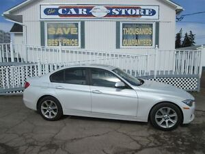 2013 BMW 328 i XDRIVE!! 8 SPPED AUTOMATIC!! SUNROOF!! HTD LEATH