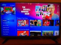 "LG 32"" HD LED-LCD TV with Freeview (Black) with stand & remote"