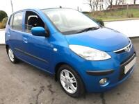 HYUNDAI I10 1.2 COMFORT *** ONLY 17000 MILES*** £30 ROAD TAX***