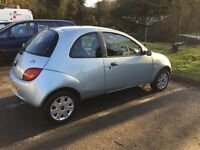 Ford Ka Collection 2004 - 23,000 miles, cheap to insure and great first car