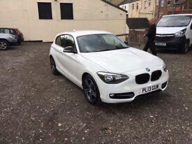 BMW 116D Sport, 2 litre diesel