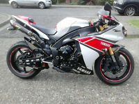 YAMAHA R1 2012 50TH ANIVERSARY LIMITED EDTION FOR SALE