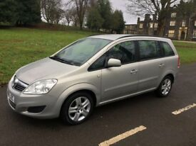 2009 VAUXHALL ZAFIRA EXCLUSIVE CDTI AUTO *PART EXCHANGE AVAILABLE*