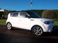2014 KIA SOUL CONNECT + CRDI *GREAT CONDITION*GREAT SPEC!!