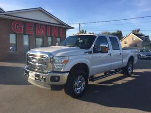 2016 Ford F-250 Lariat 4x4 Navi Roof 20s Remote Start