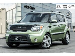2011 Kia Soul Moonroof! Alloy Wheels!