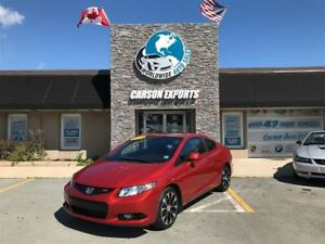2013 Honda Civic WON'T LAST! 6SPEED SI! FINANCING AVAILABLE!