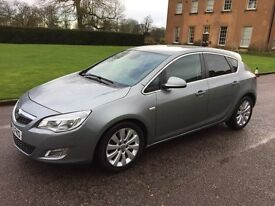 2012 VAUXHALL ASTRA 2.0 ELITE CDTI **PART EXCHANGE AVAILABLE** **LOW MILES**