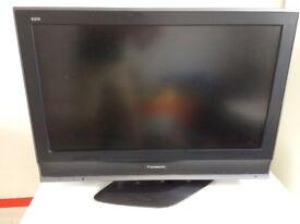 Panasonic VIERA Flatscreen Colour TV. Model TX-32LMD70A