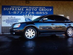 2006 Ford Five Hundred Limited Pkg. Leather!