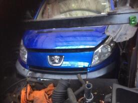 Peugeot E7 expert 2009 breaking