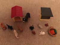 Playmobil pets : dogs and rabbits