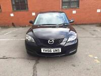 Mazda 3 petrol 2007 full service history 1.6 automatic Low mileage