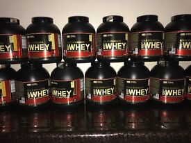 Optimum nutrition protein whey brand new and sealed