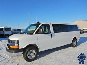 2016 Chevrolet Express 15 Passenger LT, Rear Wheel Drive, 6.0L