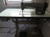 Brother Industrial Sewing Machine with Domestic Motor
